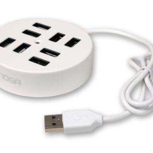 HUB USB 8P NGH-81 NOGANET