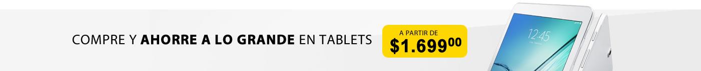 Oferta de Tablets